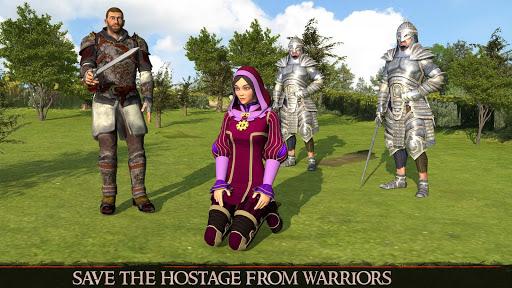 Warrior Ertugrul Gazi - Real Sword Games 2020 Apkfinish screenshots 5