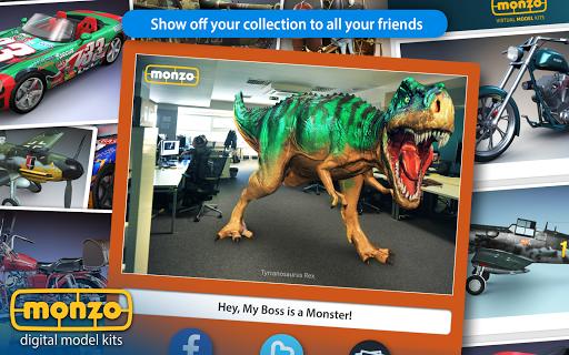 MONZO - Digital Model Builder 0.5.0 Screenshots 11
