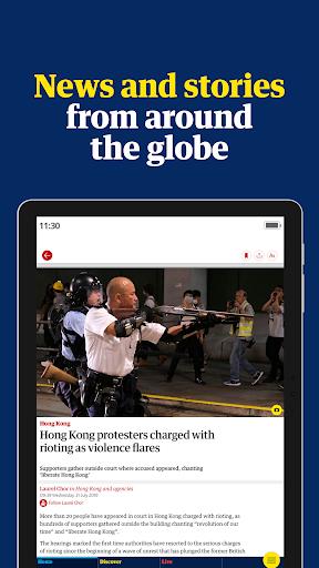 The Guardian - Live World News, Sport & Opinion apktram screenshots 8