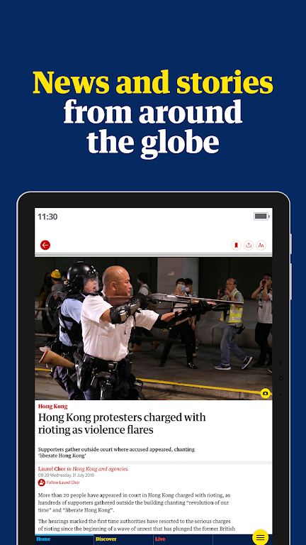The Guardian - Live World News, Sport & Opinion  poster 7