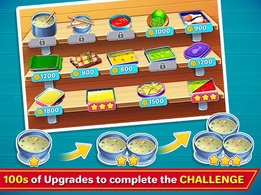 Indian Cooking Madness - Restaurant Cooking Games android2mod screenshots 15