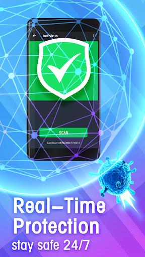 antivirus free 2021 - virus cleaner screenshot 2