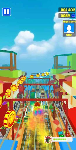 Subway Endless - Train Surf Run  Screenshots 5