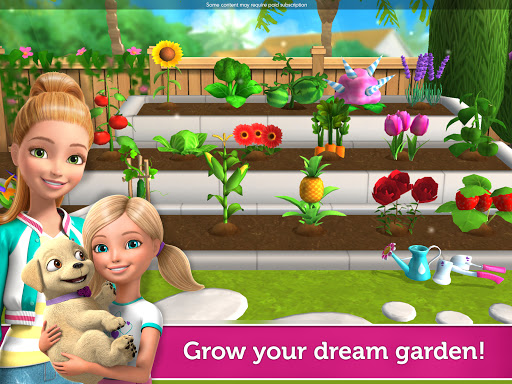 Barbie Dreamhouse Adventures apktram screenshots 15