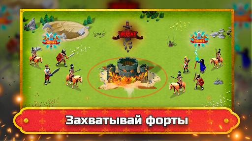 Leader: Tribal Invasion  screenshots 4