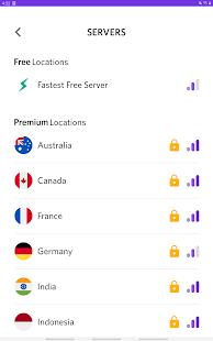 Only VPN - Free VPN Super unlimited proxy Hotspot