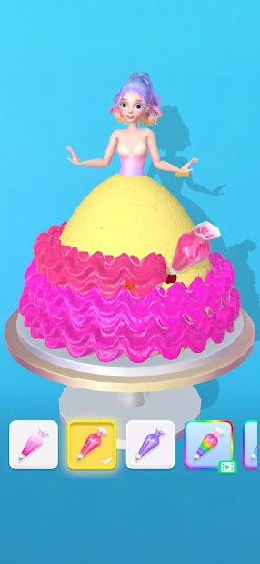 Icing On The Dress Android App Screenshot