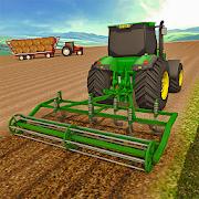 Modern Farming Simulation: Tractor & Drone Farming