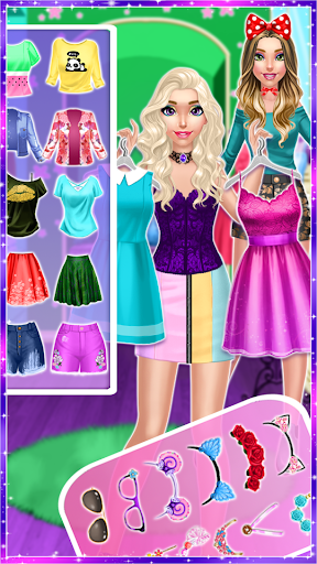 Trendy Fashion Styles Dress Up 1.3.2 screenshots 1