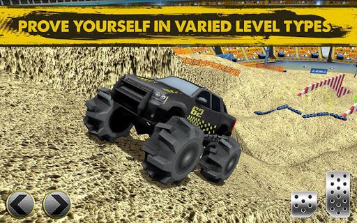 3D Monster Truck Parking Game 2.2 screenshots 8