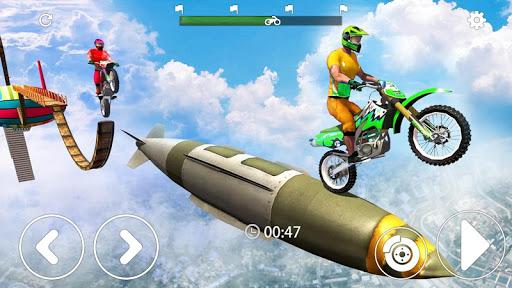 Stunt Race 3D- Extreme Moto Bike Racing Games 2020 1.1.0 screenshots 2