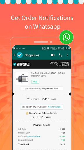 ShopClues: Online Shopping App 3.6.15 screenshots 5