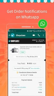 ShopClues: Online Shopping App Screenshot