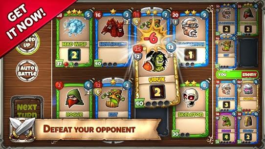 Card Crushers: Multiplayer monster battle CCG 2