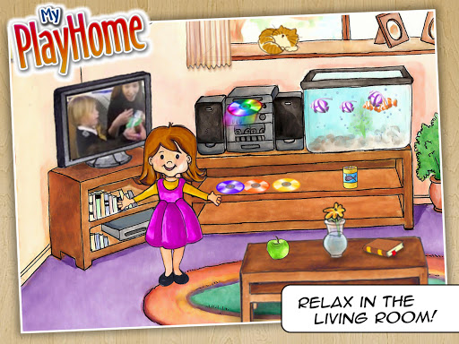 Code Triche My PlayHome Lite - Play Home Doll House APK MOD (Astuce) screenshots 2