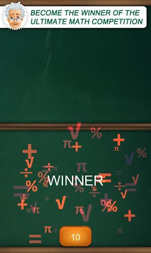 Math Duel: 2 Player Math Game 3.8 screenshots 5