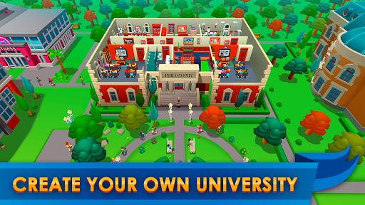 University Empire Tycoon - Idle Management Game  screenshots 1