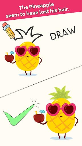 DOP Puzzle: Draw one line 5 screenshots 1