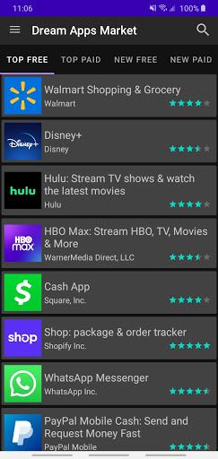 Dream Apps Market 5.2.0 Screenshots 4