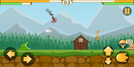 hit the plane - bluetooth game local multiplayer screenshot 3