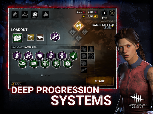 Dead by Daylight Mobile - Multiplayer Horror Game apkmr screenshots 18