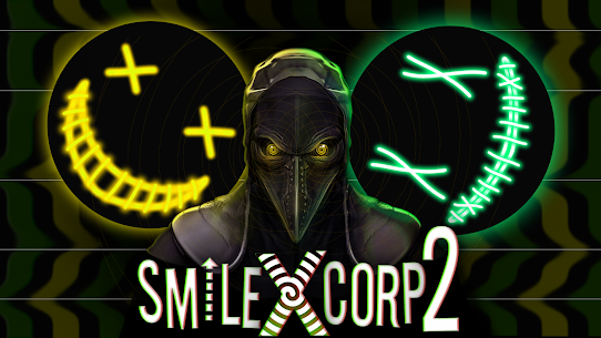 Smiling-X 2: Action and adventure with jump scares 1