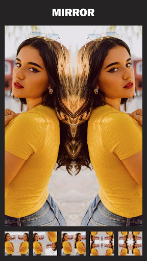 Mirror Photo Editor: Collage Maker & Beauty Camera screenshots 1