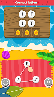 Word Weekend - Connect Letters Game screenshots 6