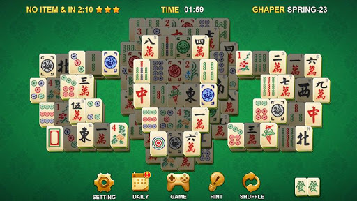 Mahjong 1.2.4 screenshots 6