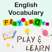 English Vocabulary - GAMES With PICTURES
