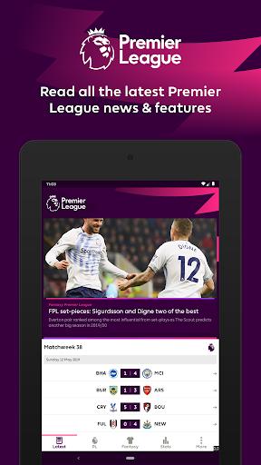 Premier League - Official App 2.4.2.2166 Screenshots 7
