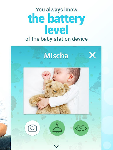 BABY MONITOR 3G  - Babymonitor for Parents 5.0.54 Screenshots 2