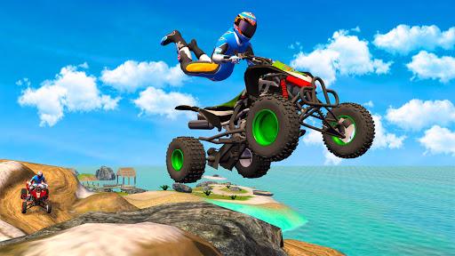ATV Quad Bike Off-road Game :Quad Bike Simulator apktram screenshots 6
