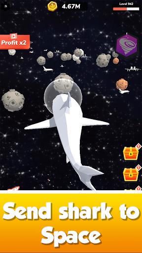 Idle Shark World: Hungry Monster Evolution Game screenshots 8