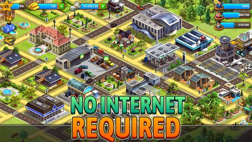 Paradise City: Building Sim Game  screenshots 5