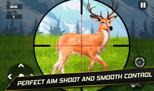 Deer Hunting Sniper Shooting Game Hero 2020 3D 1.0 screenshots 1