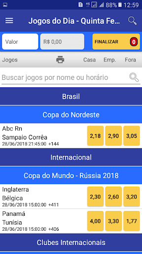SA Esportes 4.6.4.6 Screenshots 6