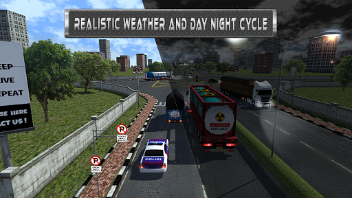 Mobile Truck Simulator 1.1.0 Screenshots 5