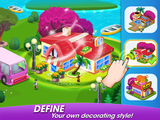 Cooking World: Diary Cooking Games for Girls City 2.1.3 Screenshots 7