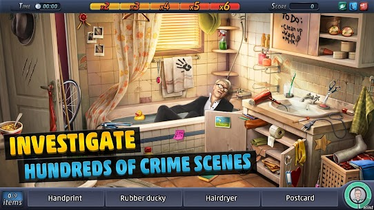 تحميل لعبة Criminal Case مهكرة للاندرويد [آخر اصدار] 1