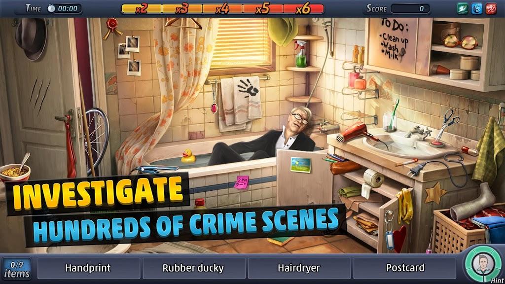Criminal Case poster 1