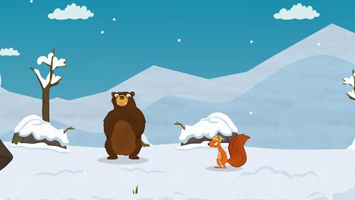 Squirrel & Bu00e4r - Wintersause  screenshots 5