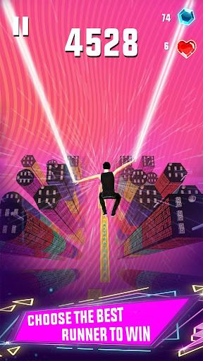 Sky Jumper: Parkour Mania Free Running Game 3D 2.0 screenshots 1