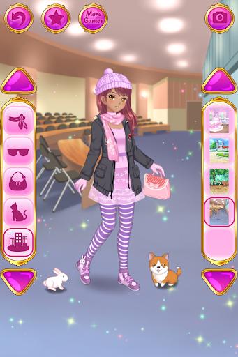 Anime Dress Up - Games For Girls 1.1.9 Screenshots 3