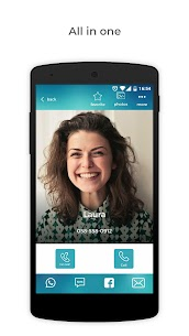 Eyecon: Caller ID, Calls and Phone Contacts MOD APK V3.0.339 – (Premium Unlocked) 4