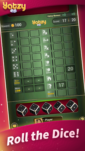 Yatzy - Offline Free Dice Games android2mod screenshots 2