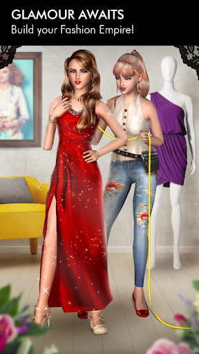 Code Triche Fashion Empire - Dressup Boutique Sim (Astuce) APK MOD screenshots 1