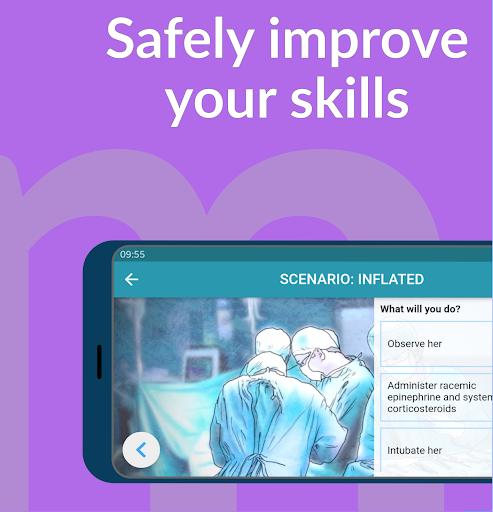 Clinical Sense - Improve Your Clinical Skills 3.1.2 Screenshots 2
