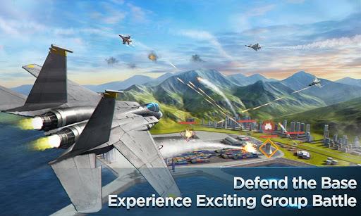 Modern Air Combat: Team Match screenshots 3