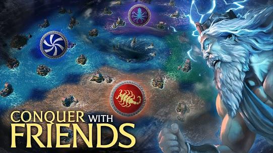 Olympus Rising: Hero Defense & Joc de Strategie 3